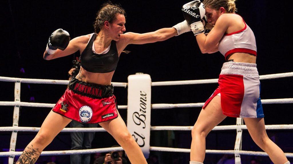 joana pastrana campeona de boxeo, velada, noticias de boxeo