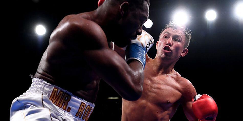 combate Gennady Golovkin vs Steve Rolls, noticias de boxeo, reto a saul canelo alvarez