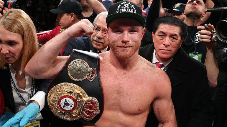 Canelo pierde cinturon ibf, boxeador, campeon, noticias de boxeo, entrenar boxeo