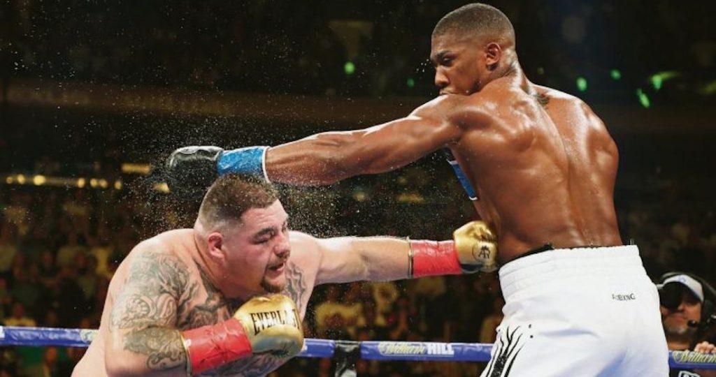 combate joshua ruiz 2, revancha, velada, pesos pesados, diciembre, noticas boxeo, entrenar boxeo, pesos pesados
