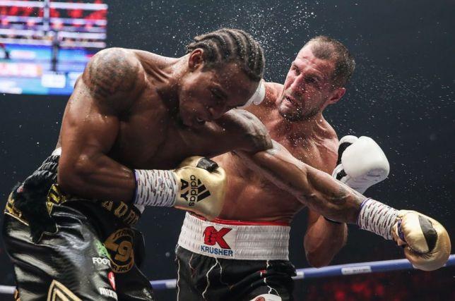 noticias de boxeo, kovalev vs yarde, combate, velada, victoria, campeón mundial